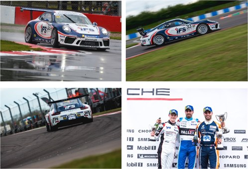 Donnington 28Th 29Th April Collage