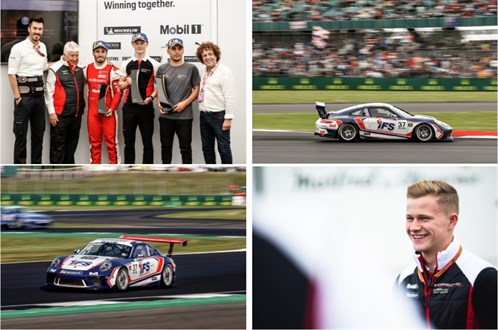 Silverstone 12 14 July 2019 Collage