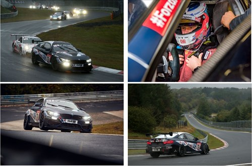 Nuerburgring 24 Hours Collage